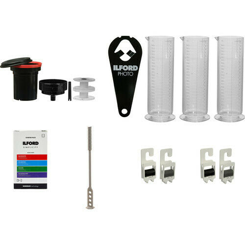 Paterson Film Processing Starter Kit PTP574
