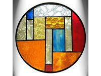 Stained Glass Workshop for Beginners WEA course