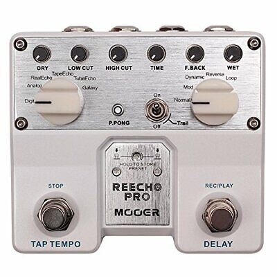 Effects Pedals - Mooer - 2
