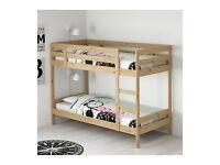 Mydal Bunk Beds pine 90x200cm can be singles