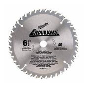 6-1 2 Carbide Saw Blade