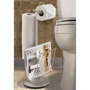 Bathroom Magazine bathroom magazine rack   ebay