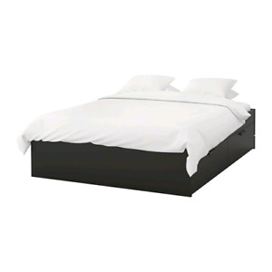 Ikea Brimnes King Size Bed w/ drawers