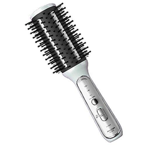 New Tescom hair iron white TESCOM cordless hot brush ACH10-W