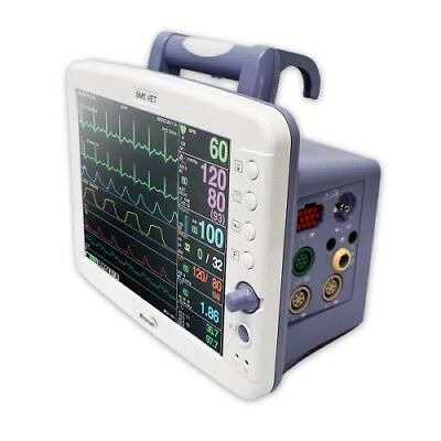 Bionet Bm5vet Multi-parameter Veterinary Monitor