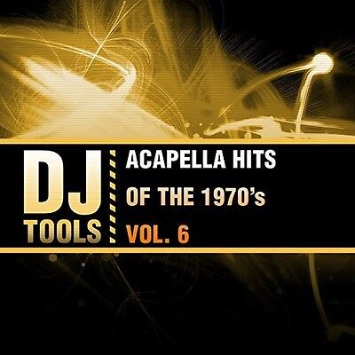 Acapella Hits Of The 1970S Vol  6  New Cd  Manufactured On Demand