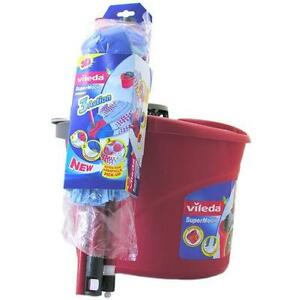 Vileda Mop Cleaning Products Amp Supplies Ebay