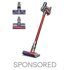 Dyson V6 Absolute HEPA Cordless Vacuum | Red | New
