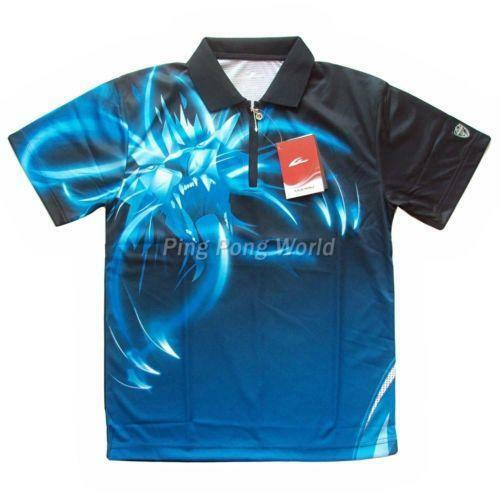 Table Tennis Shirt Ebay