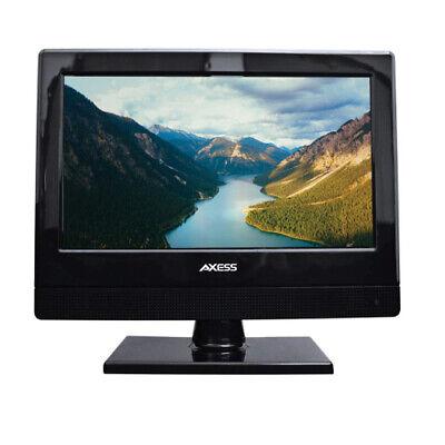 "AXESS 13.3"" High Definition LED TV AC/ DC 12V Car Adapter 1705-13  TV1705-13"