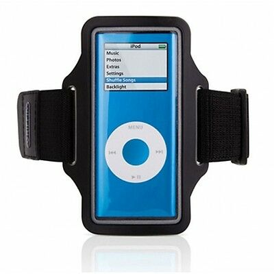 GRIFFIN SPORT WORKOUT GYM ARMBAND RUNNING JOGGING CASE for IPOD NANO 1/2/4/5 GEN