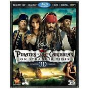 Pirates of The Caribbean on Stranger Tides 3D