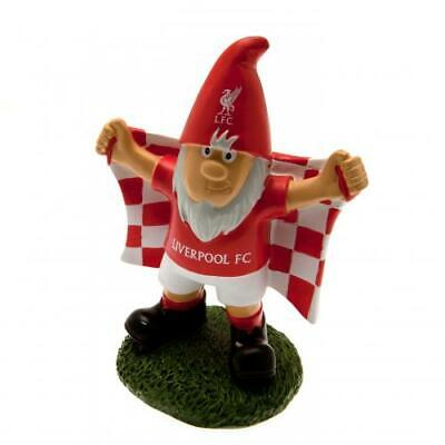 LIVERPOOL FC CHAMP GARDEN GNOME - OFFICIAL (Fc Garden Gnome)