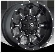 Fuel Krank Wheels