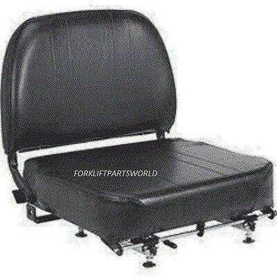 Forklift Vinyl Seat Assembly Tcm Toyota Nissan Clark