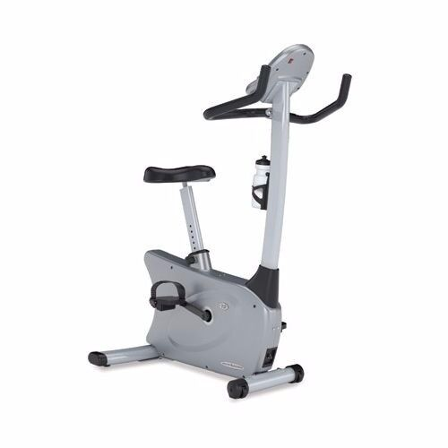 Vision Fitness Elite E1500 Upright Exercise Cycle with console