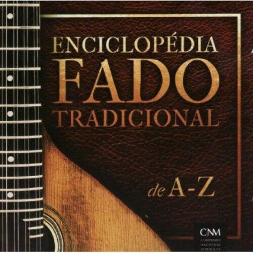 Various Artists - Enciclopedia Fado Tradicional / Various [new Cd]