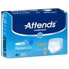 Attends Cotton Incontinence Aids