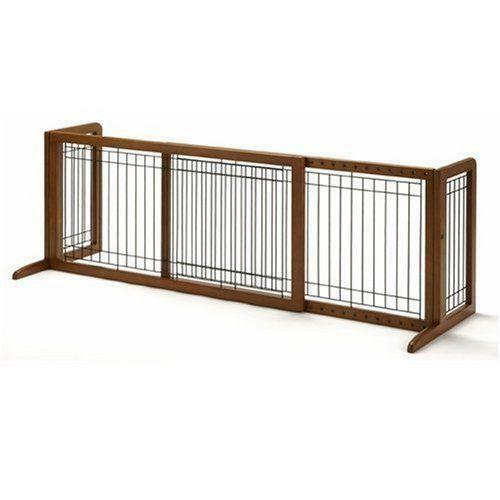 Free Standing Pet Gate Ebay