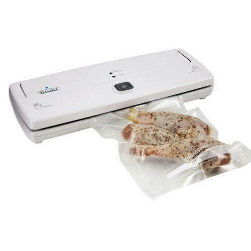 Rival Food Vacuum Sealer Ebay