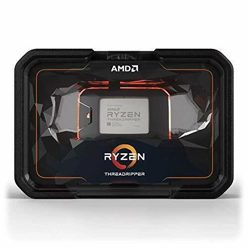 AMD YD297XAZAFWOF Ryzen Threadripper 2970WX 24 Core, 48 Thread Processor,