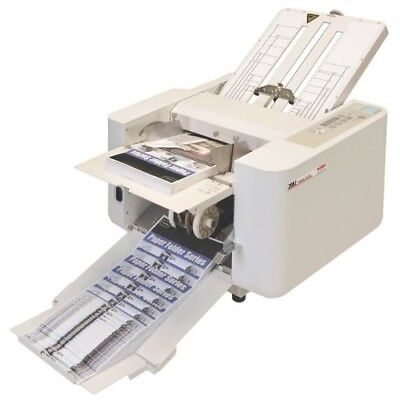 Mbm 208j Manual Tabletop Paper Folding Machine 0601