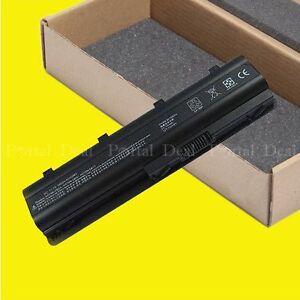 New Battery for HP G56-122US G56-125NR G72-B57CL G72-B61NR G72-B62US G72-C55DX
