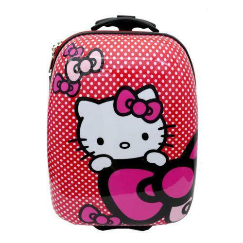 Hello Kitty Luggage | eBay
