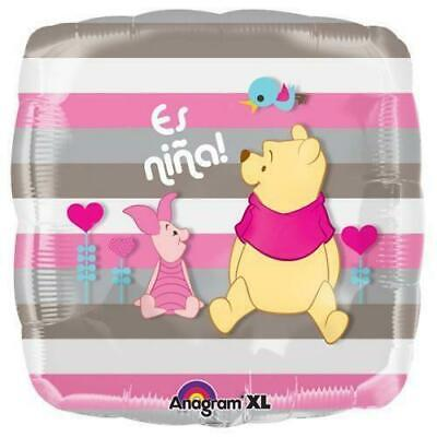 Winnie the Pooh Birthday Baby Shower Party Decorations Mylar Foil Balloon 18