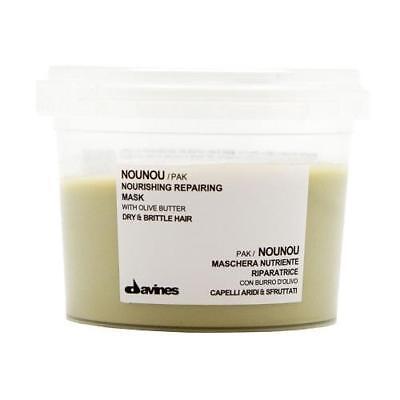 DAVINES NOUNOU NOURISHING REPAIR HAIR MASK - 2.5 FL OZ - BRA