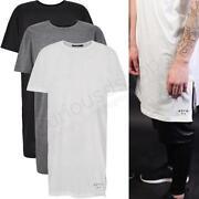 Extra Long T Shirt