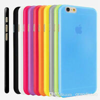Thin Matte Hard Skin iPhone 6 Case - Different Colours Avail