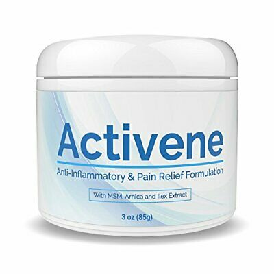 BEST Anti-Inflamatory Gel Cream for Tendon / Joint & Muscle Pain