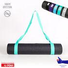 Yoga & Pilates Mat Mat Slings/Straps