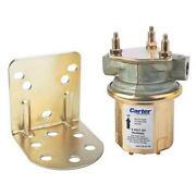 Carter Electric Fuel Pump