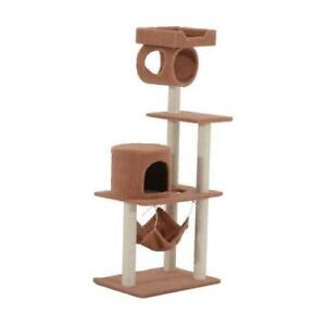 "Brand New || SALE @ WWW.BETEL.CA || 55"" Cat Tree Condo Activity Centre With Hammock 