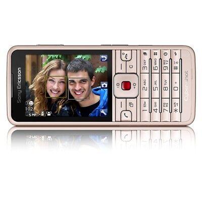 Sony Ericsson C901 Cyber-shot - Precious peach (Unlocked) Mobile Phone