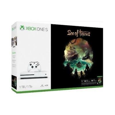MICROSOFT Consola Xbox One S 1 Tb + Sea of ​​Thieves Game