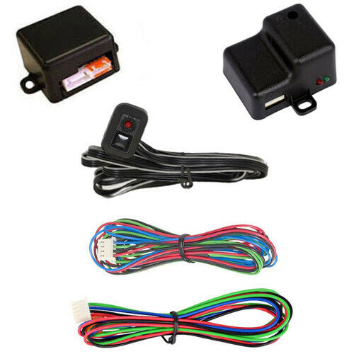 Megatronix UPS Add-On Shock Sensor To Factory OEM Car Alarm Security System