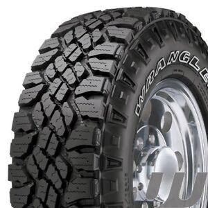 4 pneus d'hivers Goodyear Duratrac Wrangler 275 55 R 20 neuf