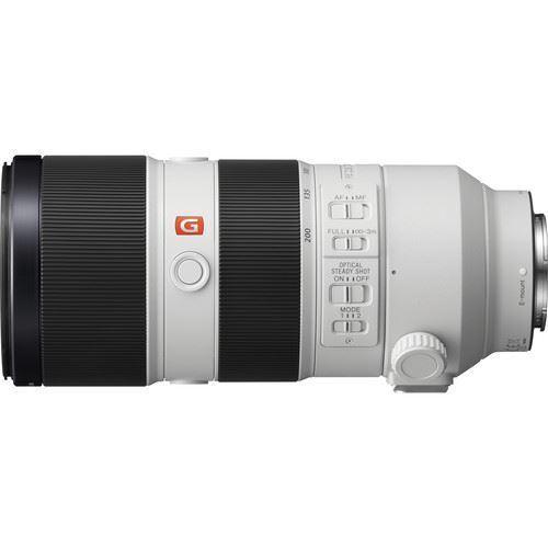 Sony Fe 70-200mm F/2.8 Gm (g Master) Oss E-mount Nex Camera Lens