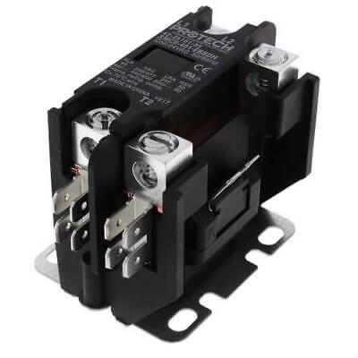 Rheem 42-25101-03 - Contactor Single Pole 24v Coil 40 Amp