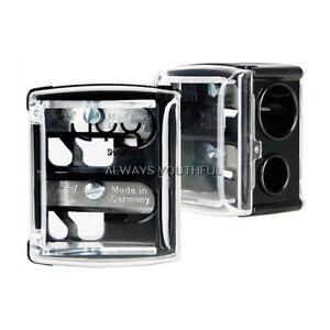 NYX Jumbo Pencil 2 in 1 Pencil Sharpener for Eye Liner & Jumbo Pencils