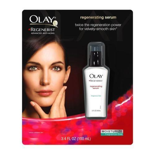 Olay Regenerist Anti Aging Products