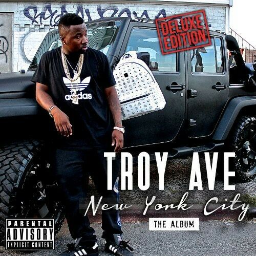 Troy Ave - New York City [New CD]