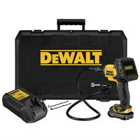 dewalt DCT410S1 12V MAX* 17mm Inspection Camera neuffffffffffff