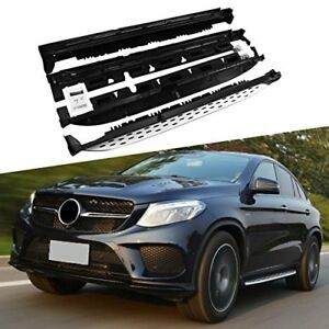 Running Boards for Mercedes Benz C292 GLE-Class Coupe Sport SUV