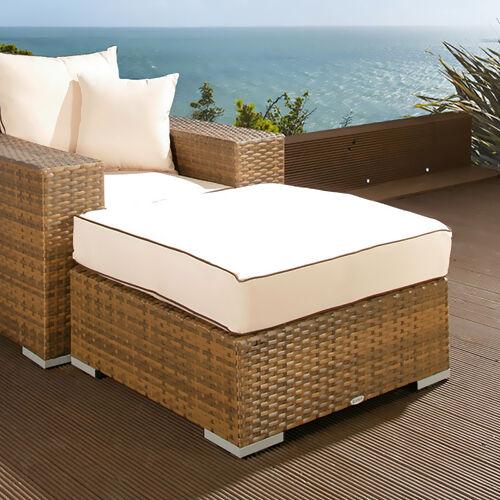 coole wohnzimmertische:Coole Lounge-Möbel aus Polyrattan: Hot-Spots im Sommer
