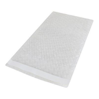 8 X 15.5 Bubble Pouches Clear Shipping Bags Cushioning Self Sealing - 25 Pack