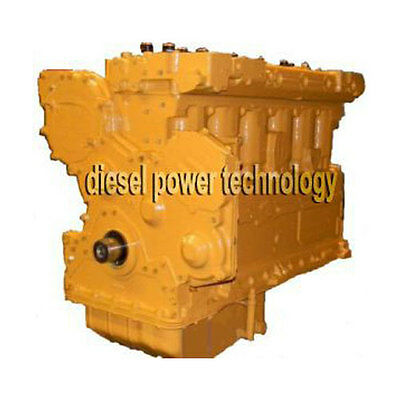 Caterpillar 3306 Remanufactured Diesel Engine Long Block